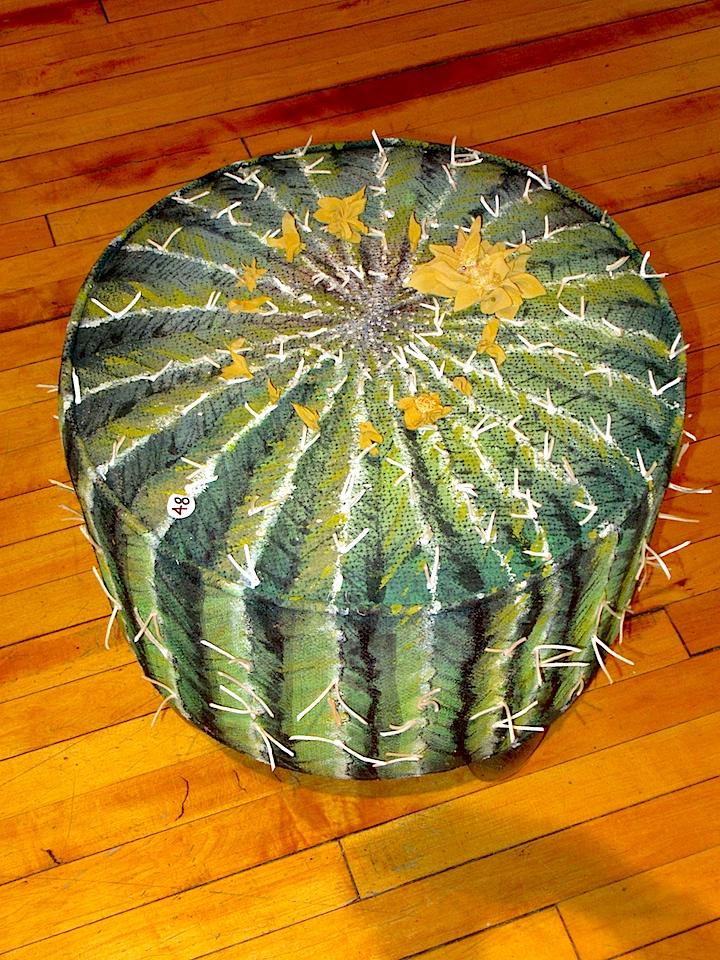 CactusFootstool